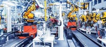 La demanda de robots industriales disminuye en 2019
