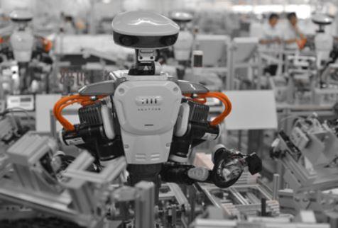 Robot Nextage para trabajos en la industria