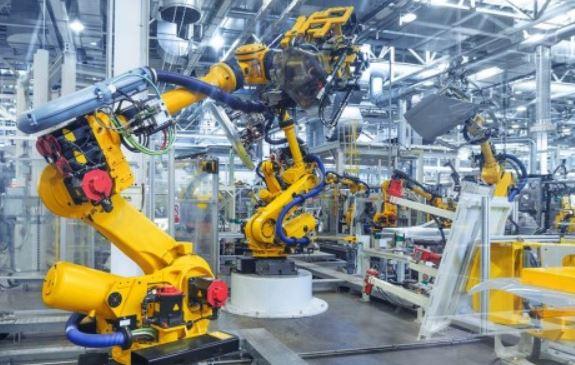 Robot industrial y robótica industrial mediante la automatización