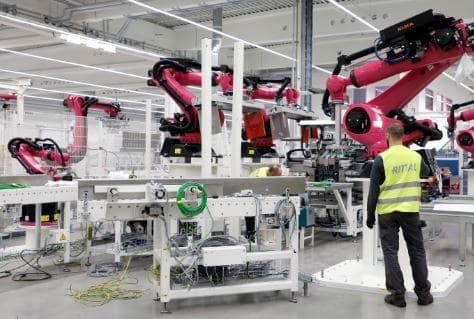 Los robots han provocado la pérdida de 400.000 empleos en los últimos 20 años