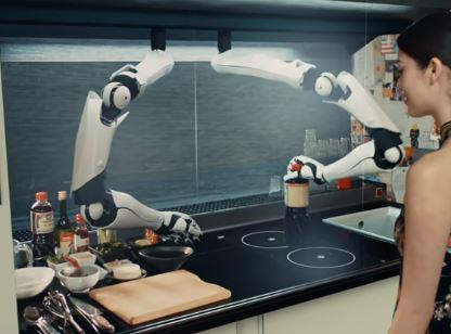 Este es Moley, el robot cocinero más desarrollado del mercado