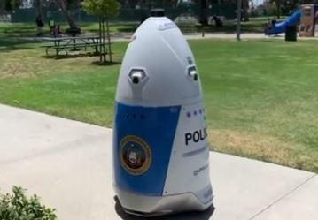 California solicita 70 androides policías para cuidar sus calles