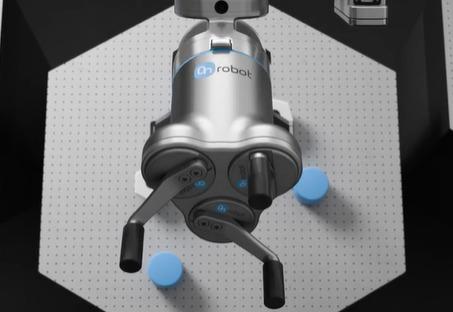 OnRobot muestra su sistema de Visión Artificial Eyes 2.5D