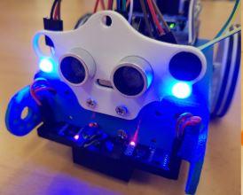 Se les otorga el galardón Desafio Stem a unos profesores de Vigo por la creación del robot mClon